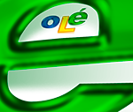 Olé Web Comunicação Logo